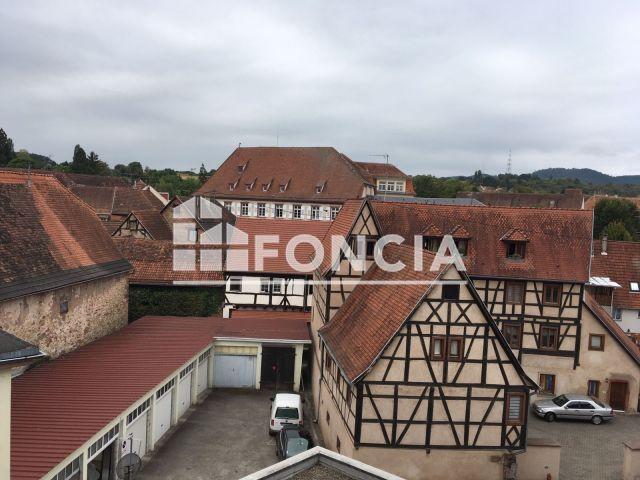 Appartement à louer sur Wissembourg