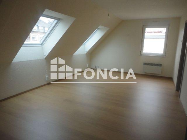 Appartement à louer, Sarrebourg (57400)