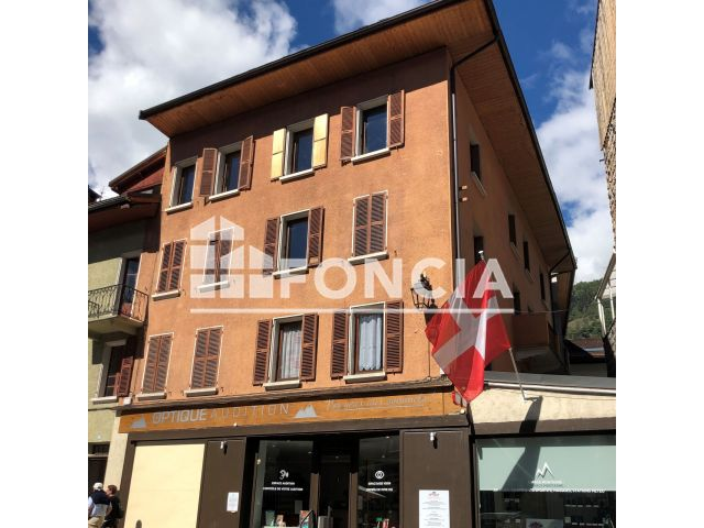 Appartement à louer sur Bourg Saint Maurice
