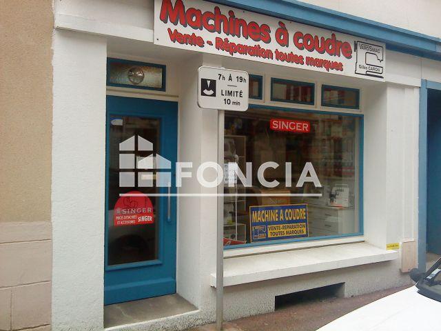 Local commercial à louer sur Lorient