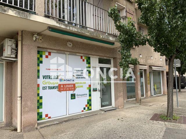 Local commercial à louer sur Lozanne