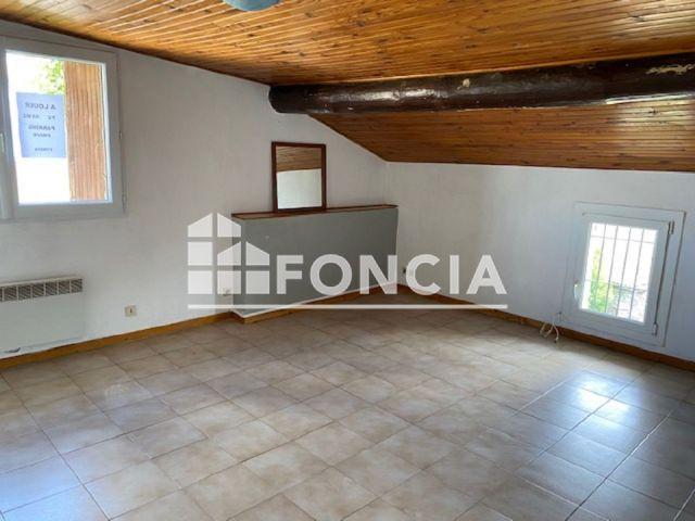 Appartement à louer sur Chateauneuf De Gadagne