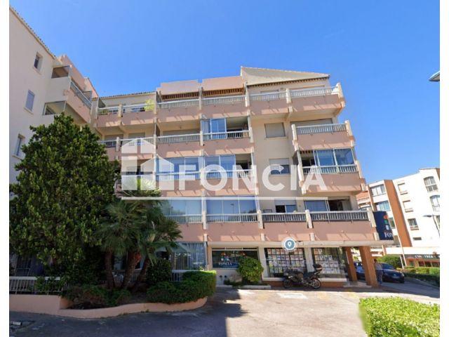 Appartement meublé à louer sur Saint-mandrier-sur-mer