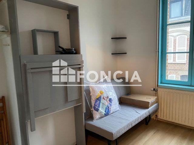 Appartement meublé à louer sur Amiens