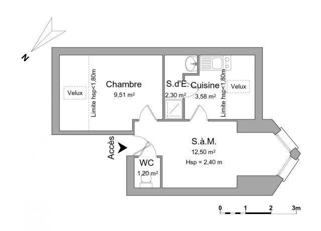Appartement à louer sur Rethel