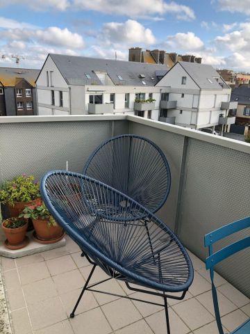 Appartement à louer sur Saint Malo