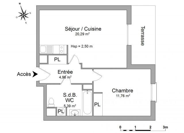 Appartement à louer sur Saint Saulve