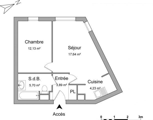 Appartement à louer sur Villepreux
