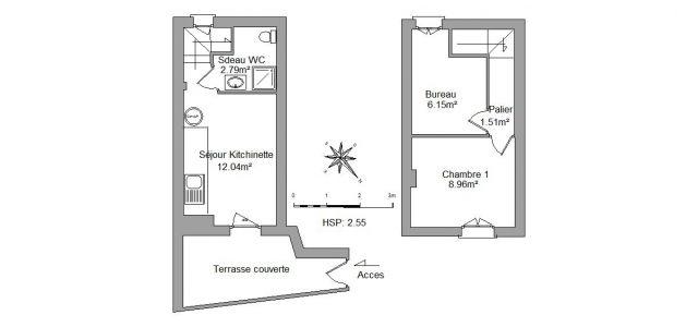 Appartement à louer sur Ensues La Redonne