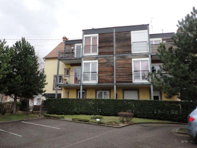 Appartement à louer sur Vendenheim